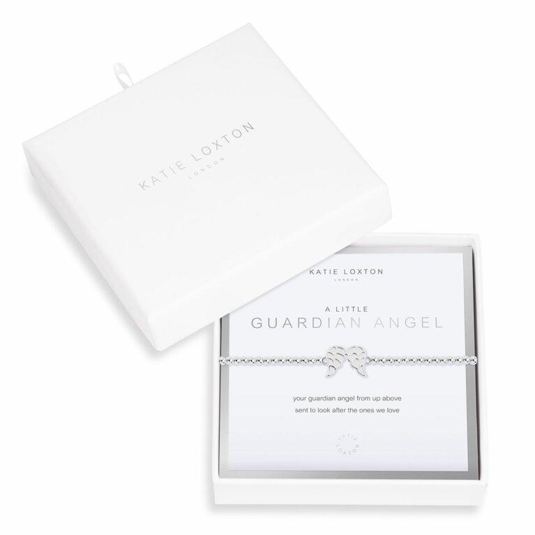 Beautifully Boxed a little Guardian Angel Bracelet