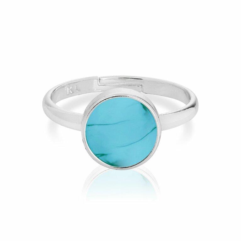 Signature Stones Turquoise Ring | Free Spirit