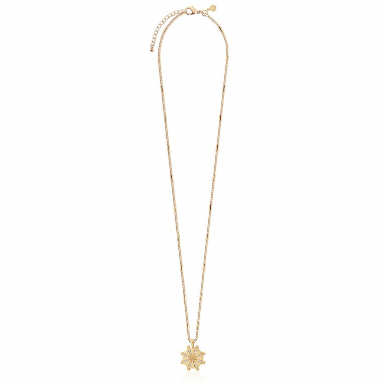 Mayan Pendant Necklace