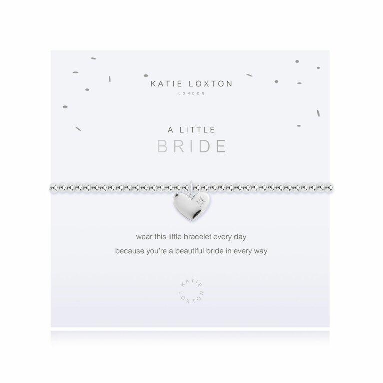 a little Bride Bracelet