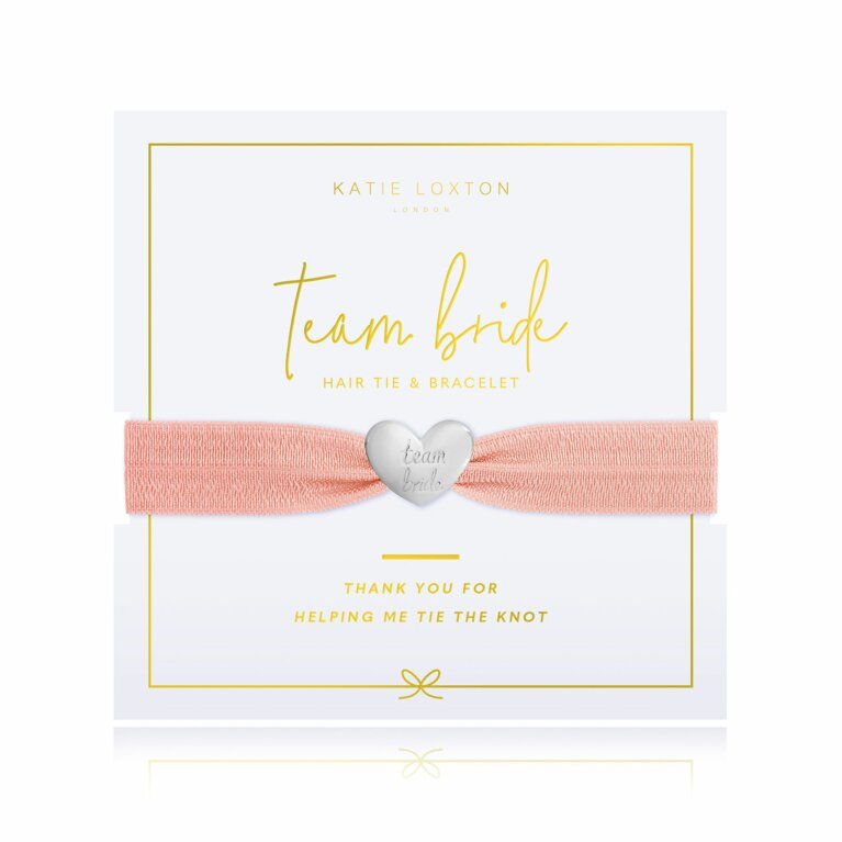 Happy Ever After Bridal Jewelry | Team Bride Hairband