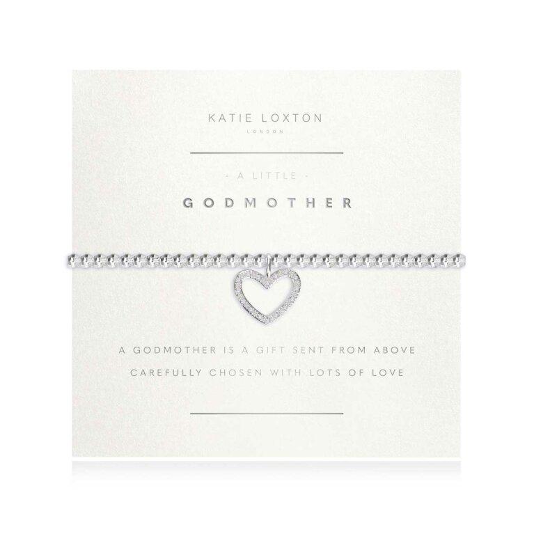 a little Godmother Faceted Bracelet