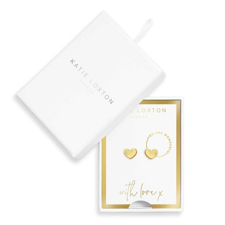 Treasure The Little Things   You Are Wonderful Earring Box