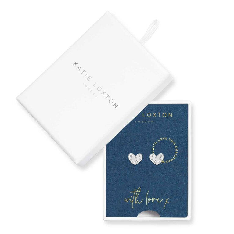 Treasure The Little Things | With Love At Christmas Earring Box