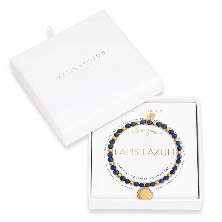 Wellness Gems | Lapis Lazuli Bracelet
