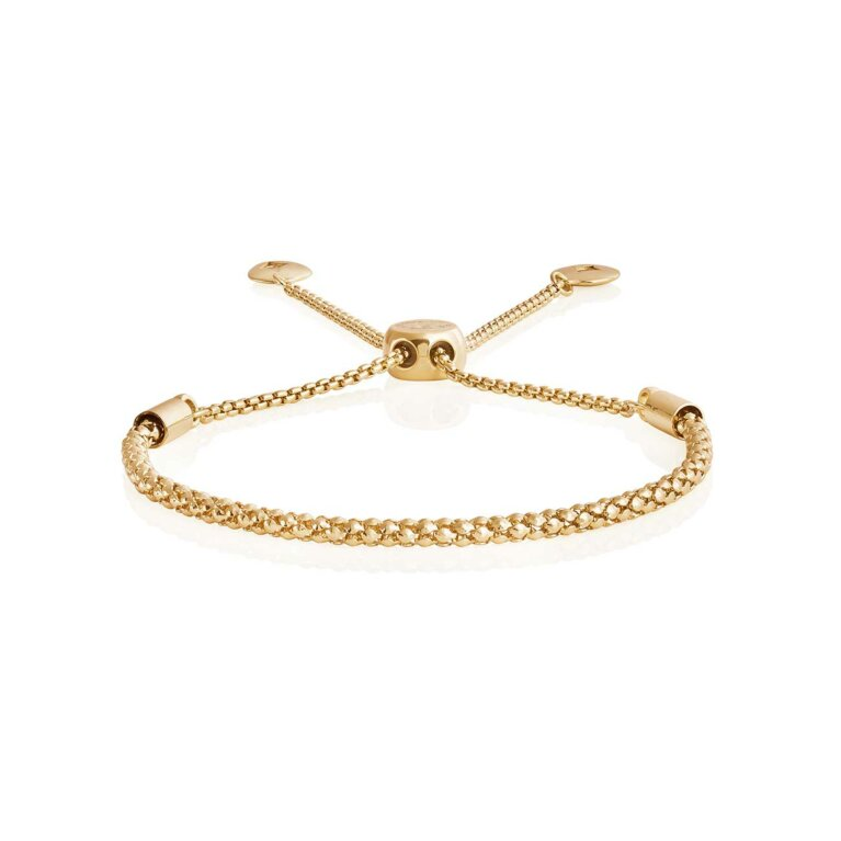 Bracelet Bar | Gold Friendship Bracelet