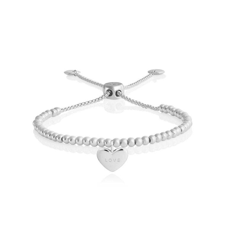 Bracelet Bar | Heart Ball Friendship Bracelet