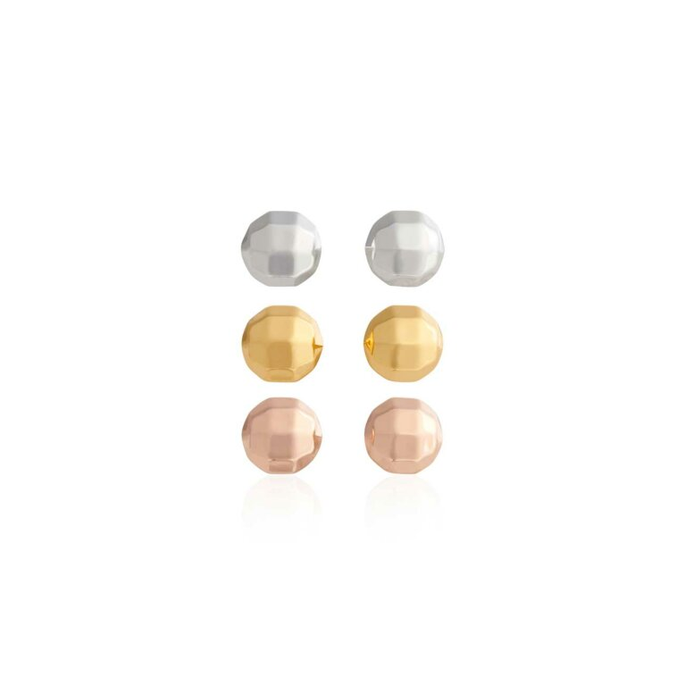 Sefora Bead Ombre Bead Stud Earrings