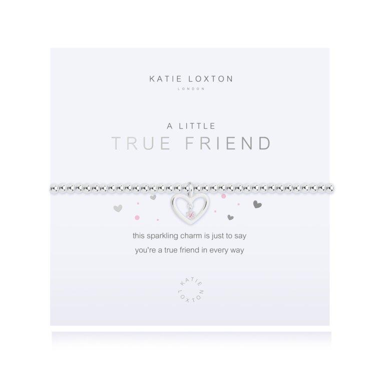 a little True Friend Bracelet