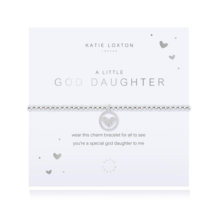 a little God Daughter Bracelet