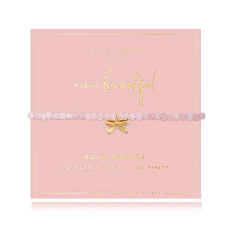 Beauty a little Hello Beautiful Bracelet