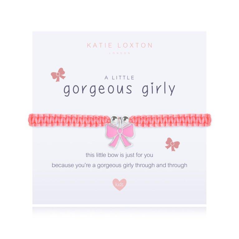 A Little Gorgeous Girly Bracelet