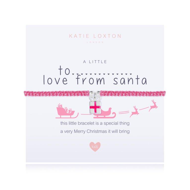 A Little To … Love From Santa Bracelet