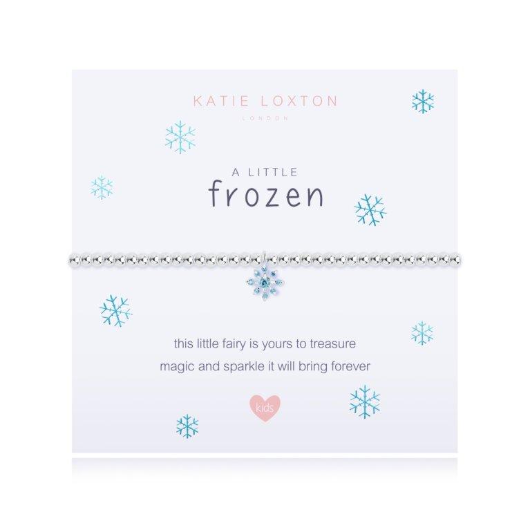 A Little Frozen Bracelet