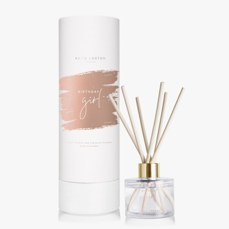 Sentiment Reed Diffuser | Birthday Girl