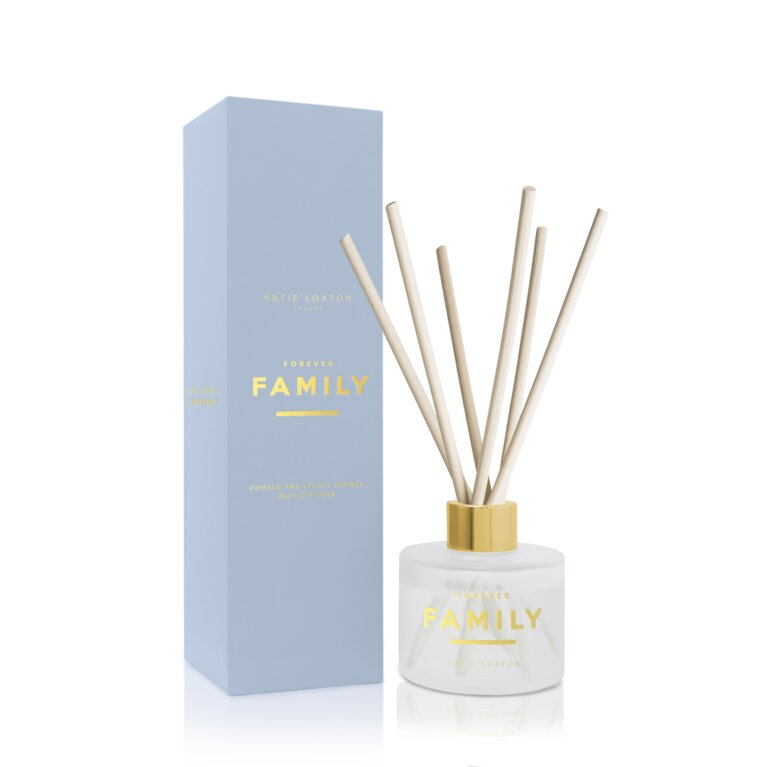 Sentiment Reed Diffuser Forever Family Pomelo And Lychee Flower