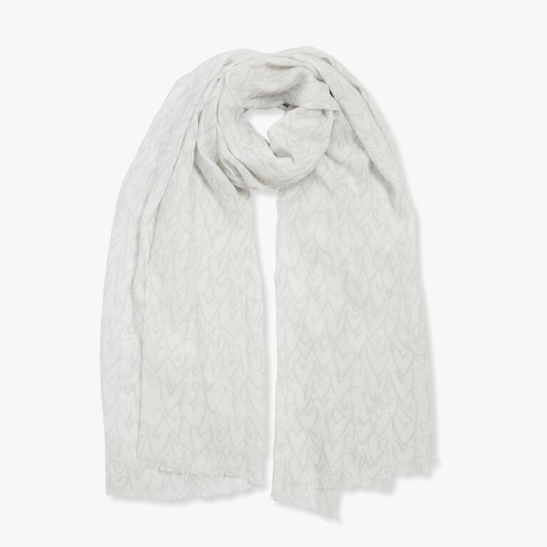 Sentiment Scarf | Love Love Love