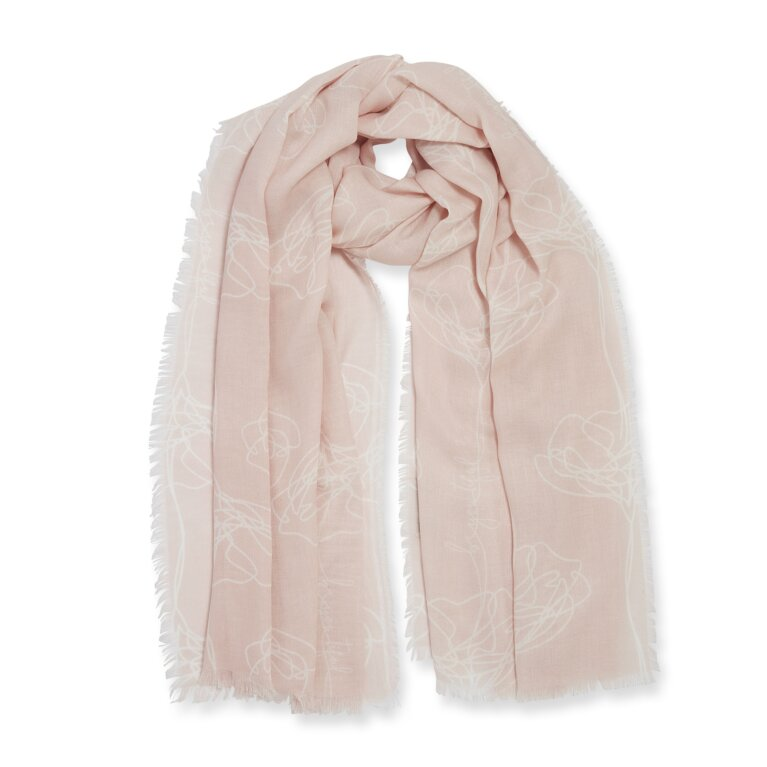 Sentiment Scarf Be-You-Tiful