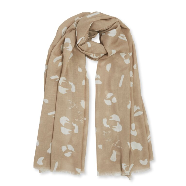 Sentiment Scarf Oh So Chic