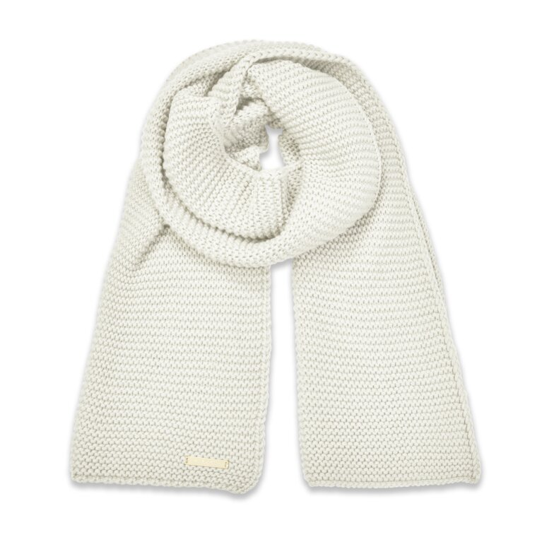Chunky Knit Scarf In