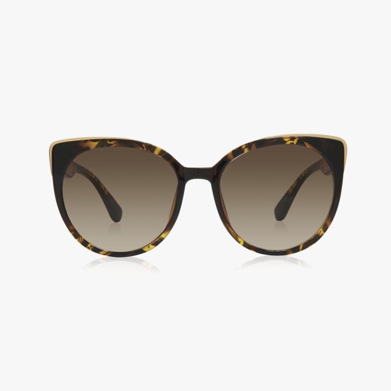 Amalfi Sunglasses   Tortoiseshell