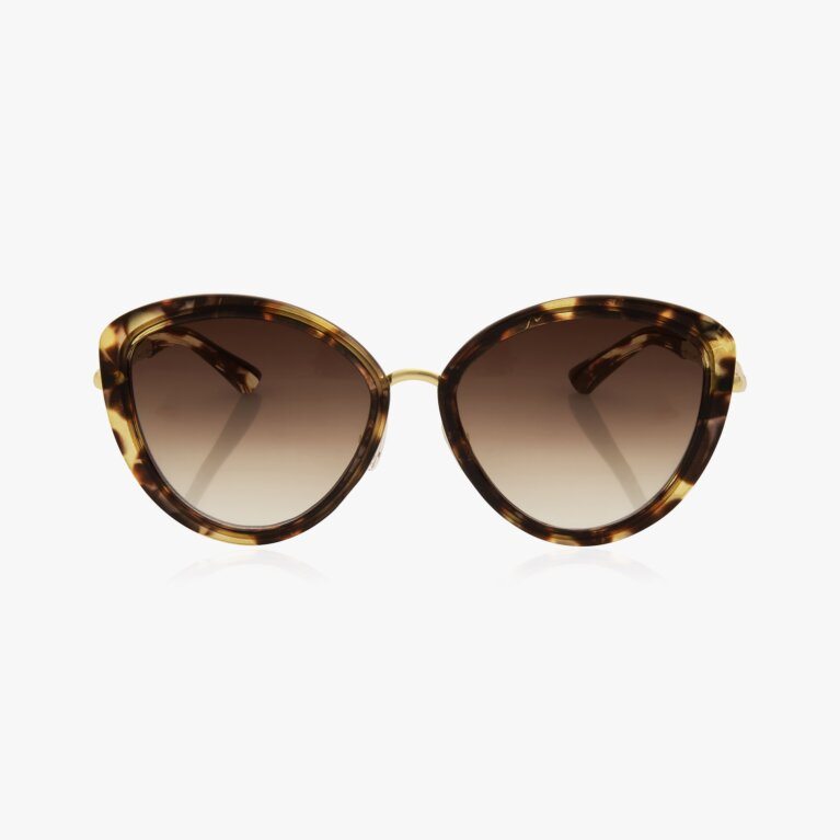 Seville Sunglasses | Tortoiseshell