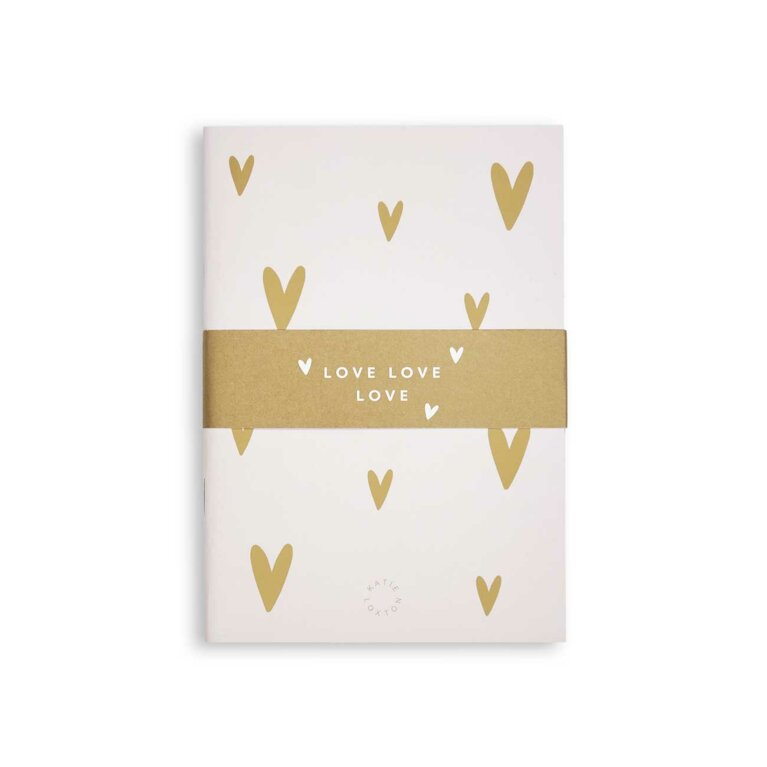Duo Pack Notebooks | Pink and Gold