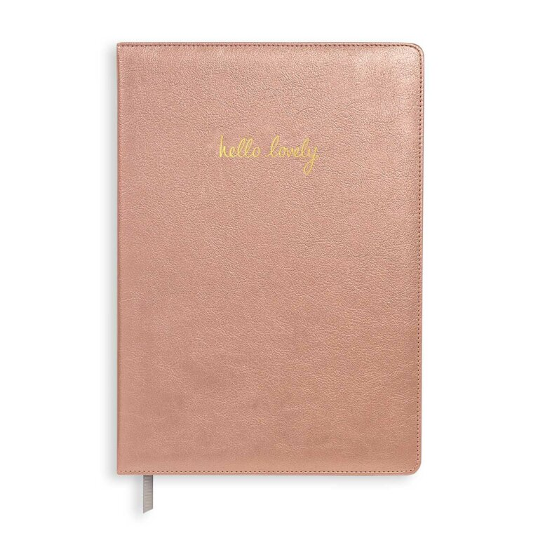A4 Notebook | Hello Lovely