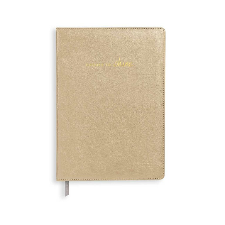 A5 Notebook | Choose To Shine