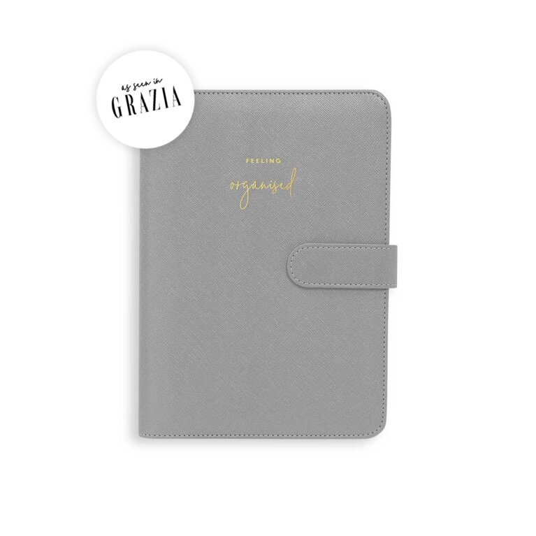 Planner | Feeling Organised | Grey