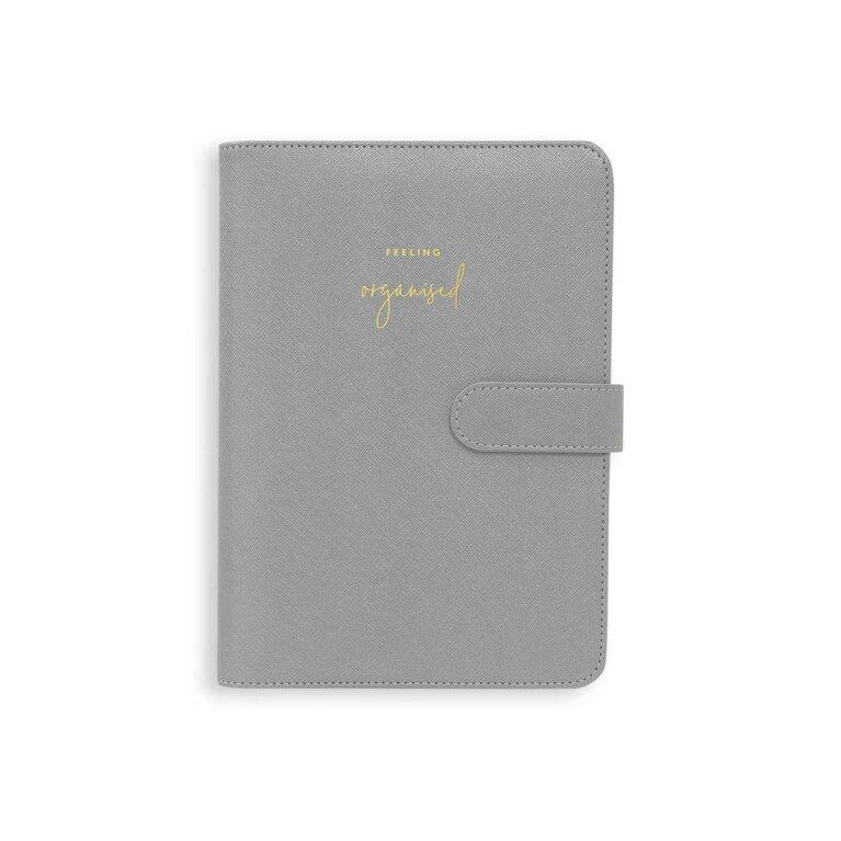 Planner | Feeling Organised | Grey