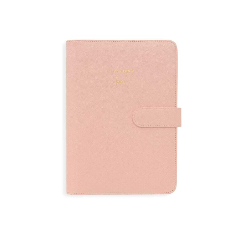 Planner | Live Laugh Love | Pink