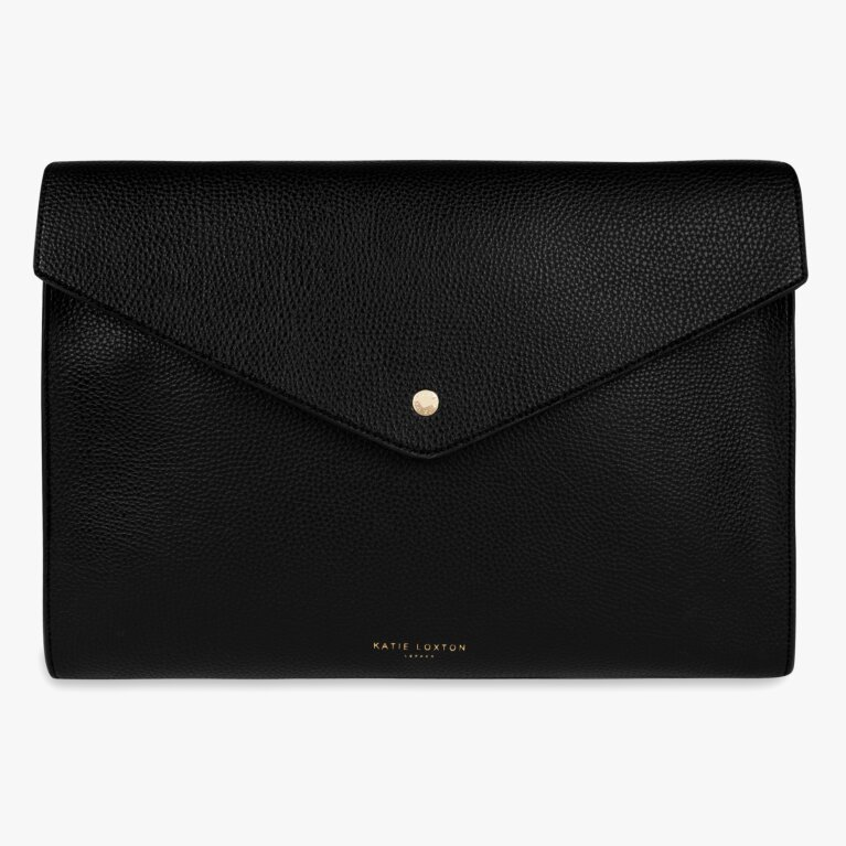 Laptop Case In Black