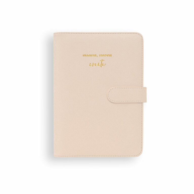 Planner | Imagine Inspire Create | Nude