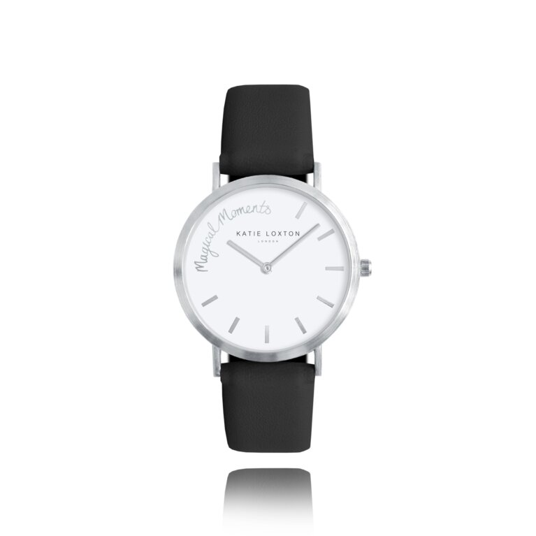 Magical Moments Watch   Magical Moments   Black