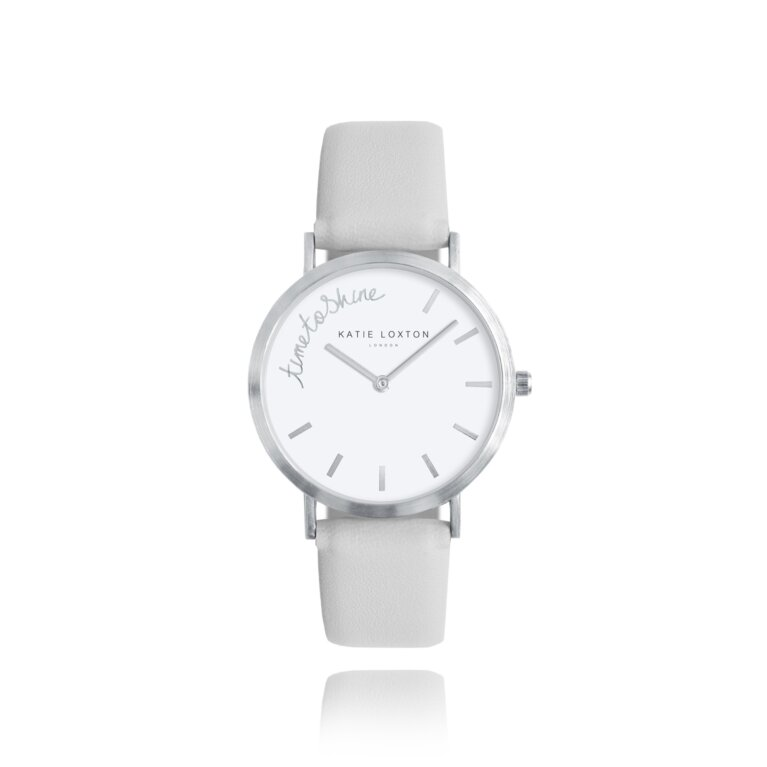 Magical Moments Watch | Time To Shine | Soft Gray