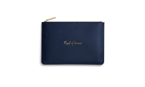 Perfect Pouch | Maid Of Honour | Navy Blue