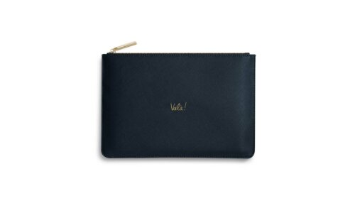 Perfect Pouch | Voila! | Navy Blue