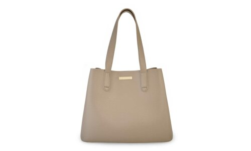 Riley Shoulder Bag | Taupe