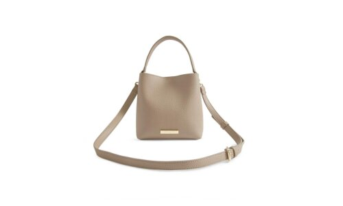 Lucie Crossbody | Taupe