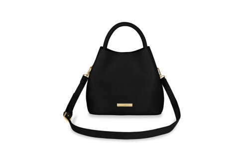 Sienna Slouch Bag | Black