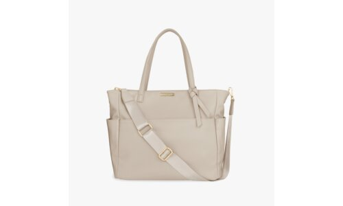 Baby Changing Bag | Warm Grey