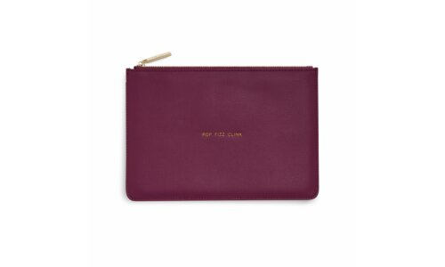 Perfect Pouch | Pop Fizz Clink | Purple Berry