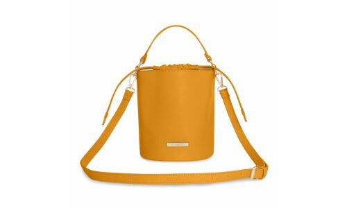 Amara Cross Body Bag | Ochre