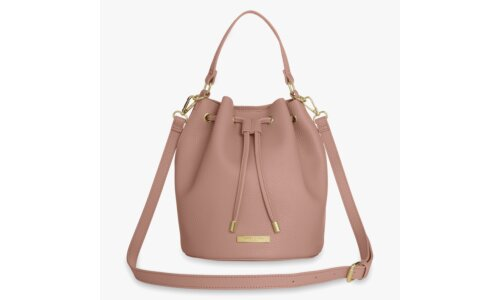 Chloe Bucket Bag | Pink