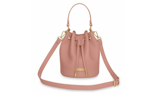 Chloe Mini Bucket Bag | Pink