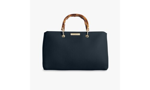Avery Bamboo Bag | Navy