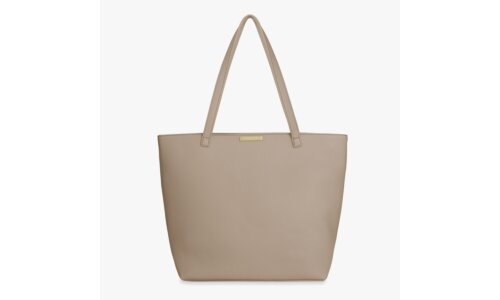 Layla Tote Bag | Taupe