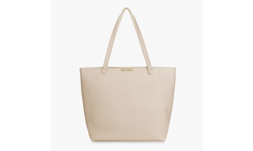 Layla Tote Bag | Nude Pink