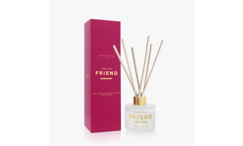 Sentiment Reed Diffuser | Fabulous Friend | Sweet Papaya and Hibiscus Flower